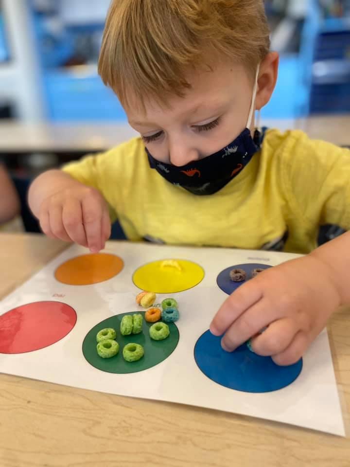 Eastminster Child Care Penguin Photo